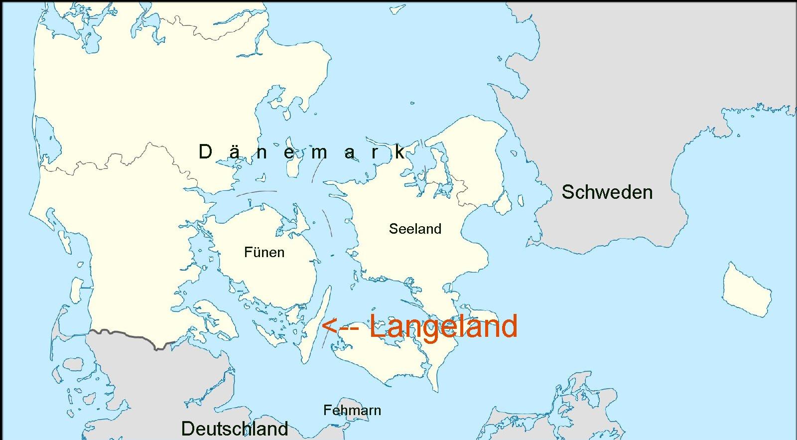 """Dänemark plant """"Ausweisungszentrum"""" auf einer kleinen Insel für unerwünschte Migranten und ausländische Kriminelle"""