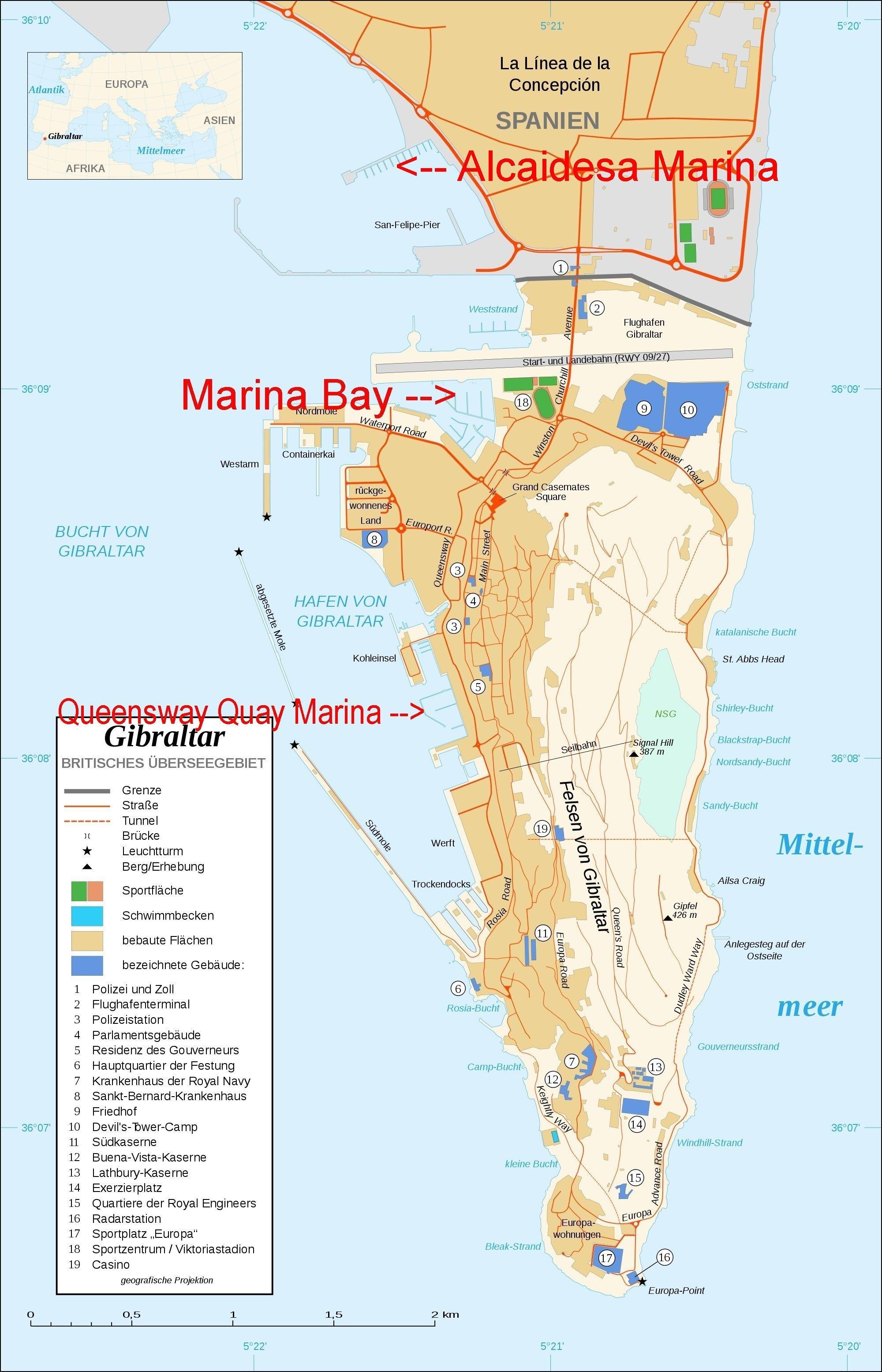 Meerenge Von Gibraltar Karte.Online Hafenhandbuch Spanien Strasse Von Gibraltar